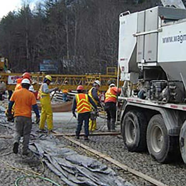 Route 40 Emergency Repair project