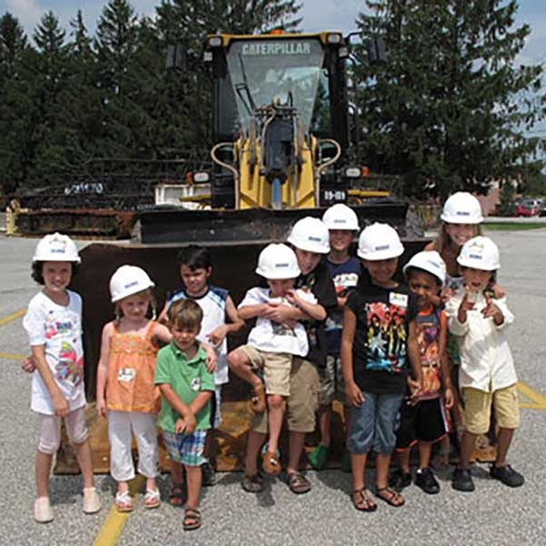 2010 Wagman Take Your Child to Work day