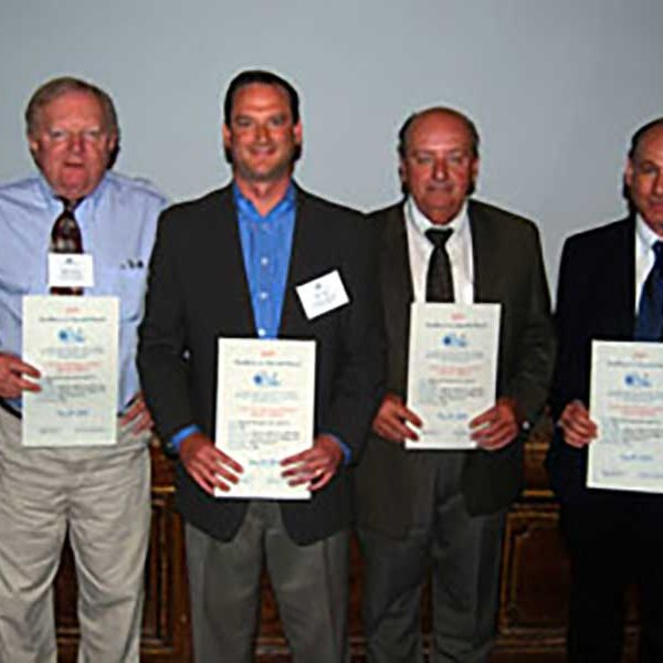Wagman receives joint venture concrete award