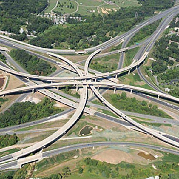 I-95/I-695 Interchange