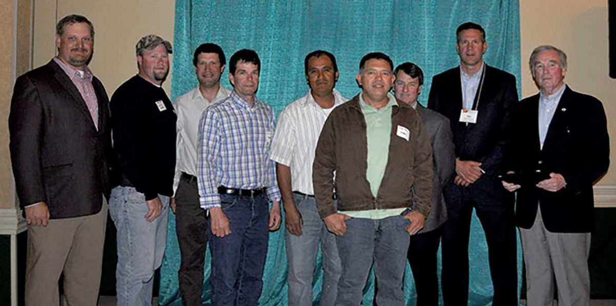Nine Wagman Employees Recognized for Safety Record by MTBMA