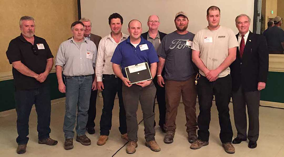 Wagman Employees Recognized at 3rd Annual Safety Awards Banquet
