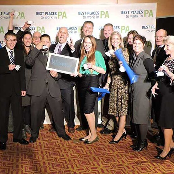 Wagman Ranks #18 Among the Best Places to Work in PA