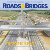Roads & Bridges Magazine Cover