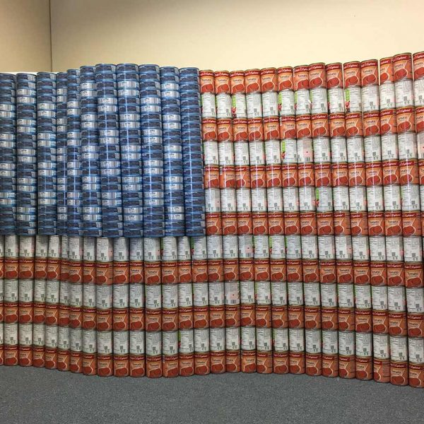 2018 Can-Struction Winners
