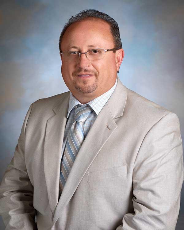 Mark Morrow