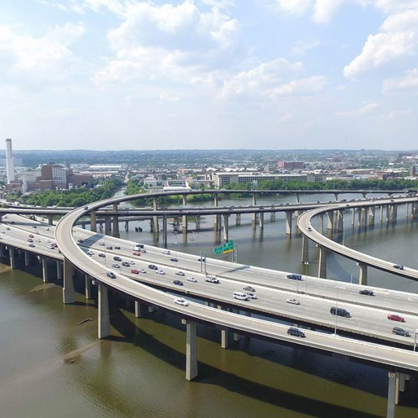 I-95 Deck Rehabilitation Project in Baltimore, MD