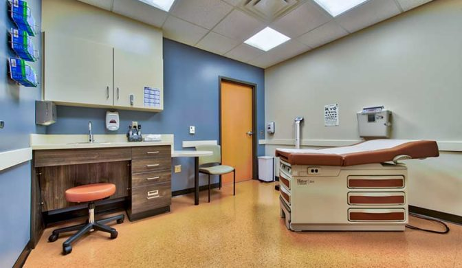Penn State Health Outpatient Facility in Cumberland, PA