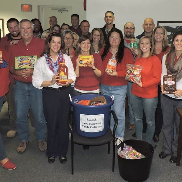 Wagman Collects Items and S.O.A.R. Donations for Troops