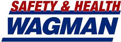 Wagman Safety and health logo