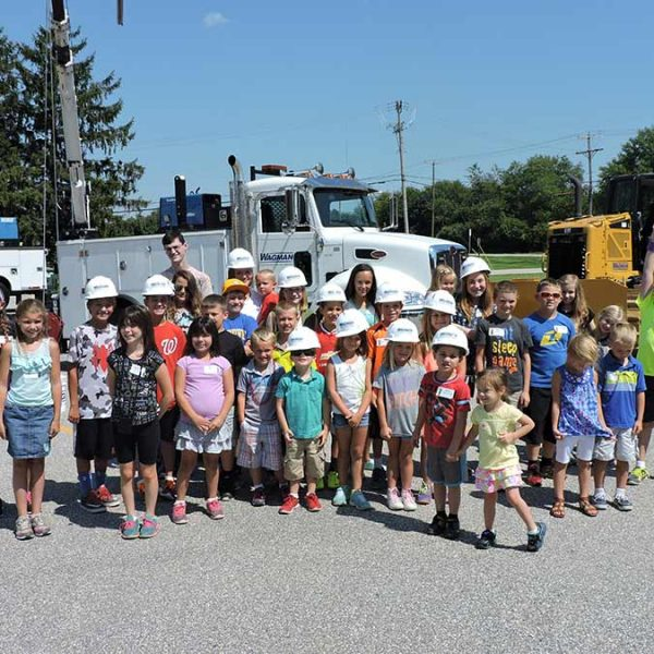 Wagman Hosts a 2015 Summer Version of Take Your Child to Work Day