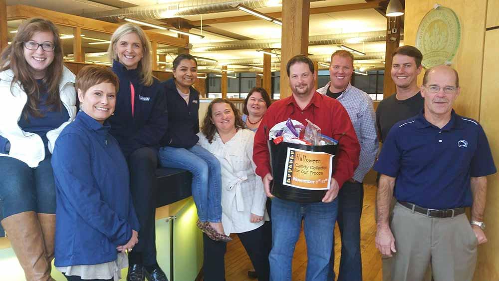 Wagman Construction donates to SOAR