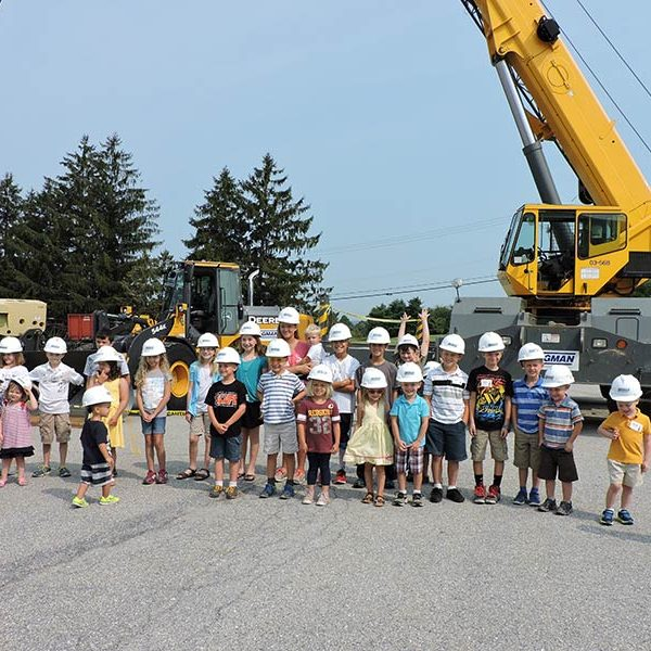 "Wagman Hosts a Summer Version of ""Take Your Child to Work Day"""
