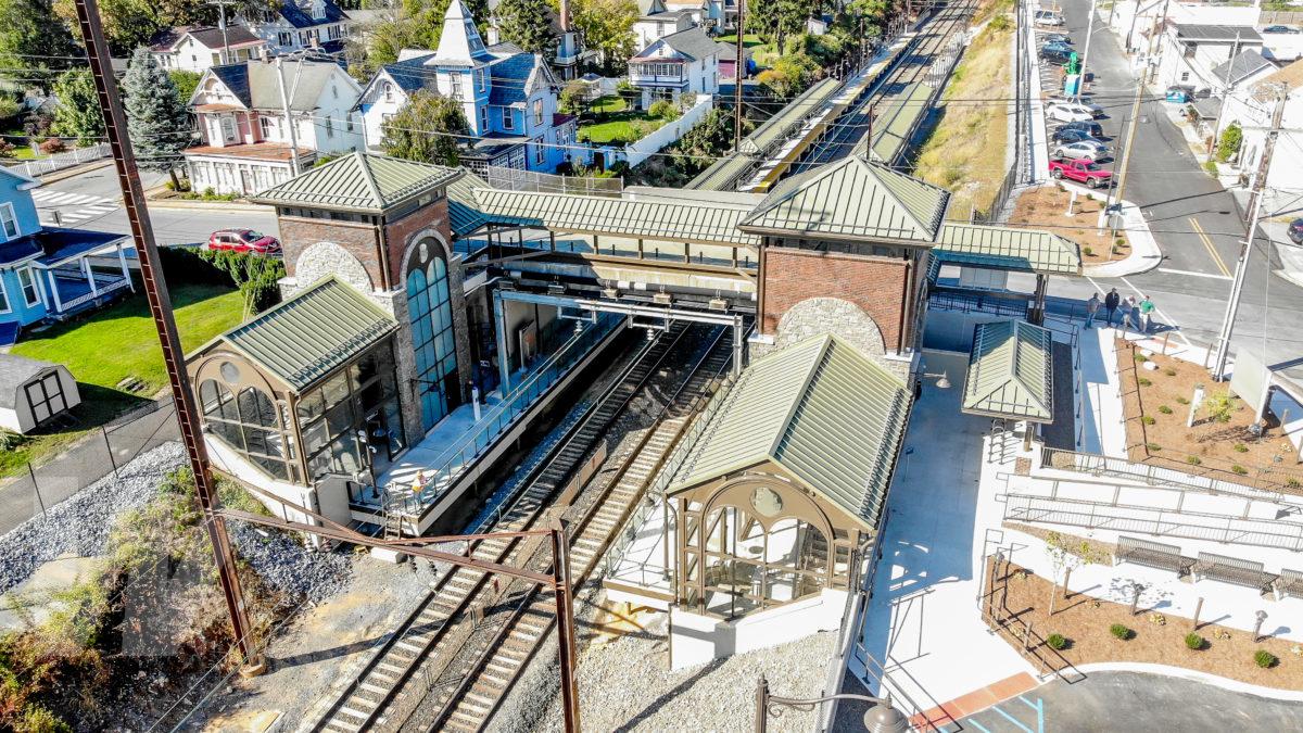 Mount Joy Train Station