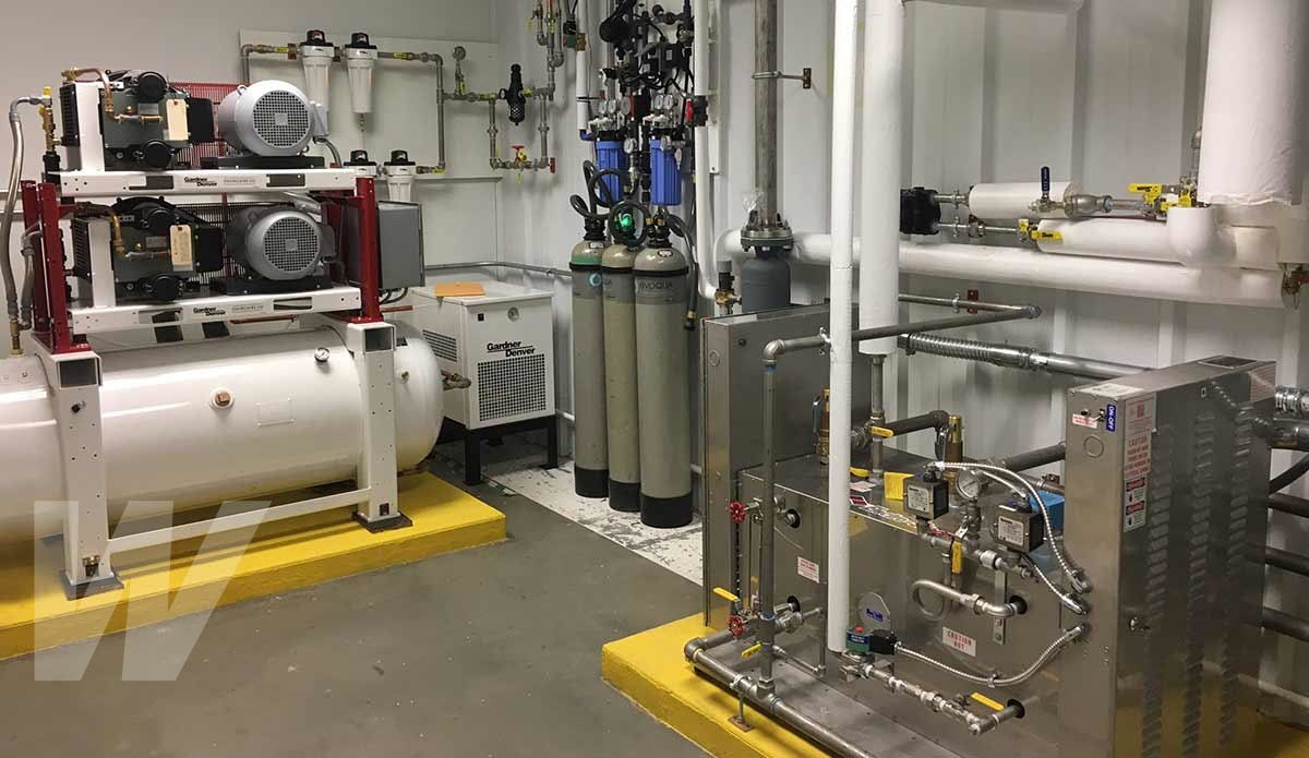 Adhesives Research - ARx Pilot Plant