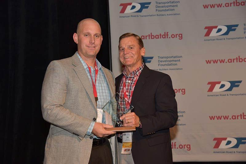 Wagman recognized with National Safety Award