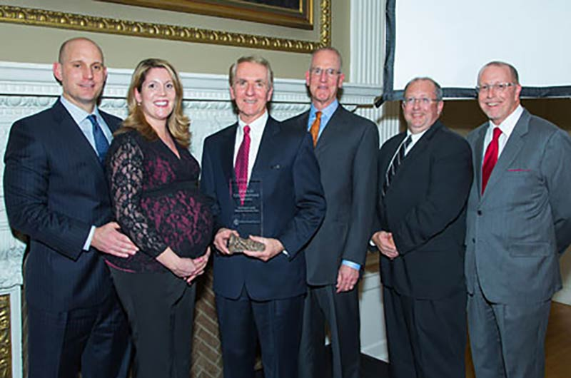 Wagman Family Corporate Leadership Receives the 2013 LSS Cornerstone Award