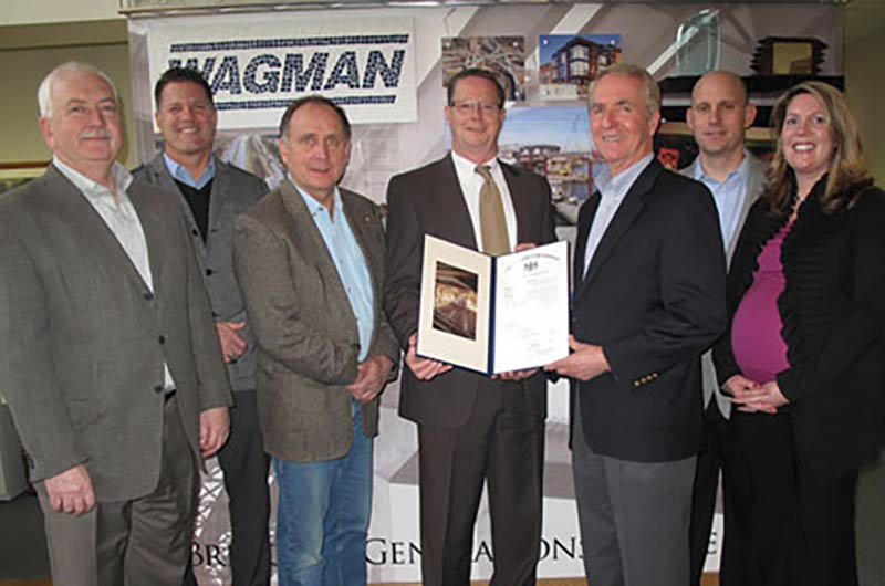 Wagmans receive The York County Delegation Citation in honor