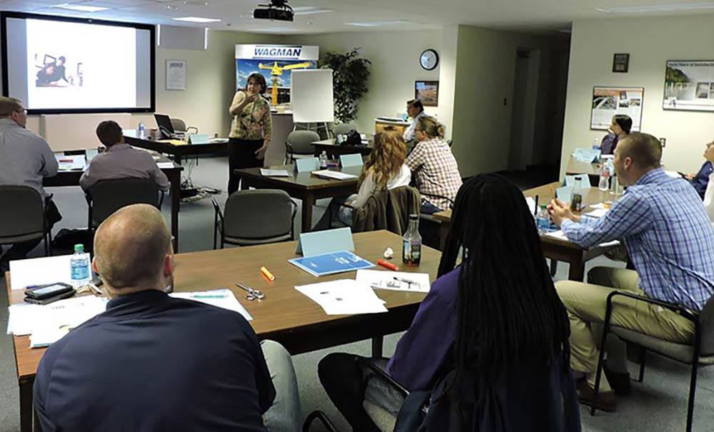 Training at The Wagman Institute for Professional Development