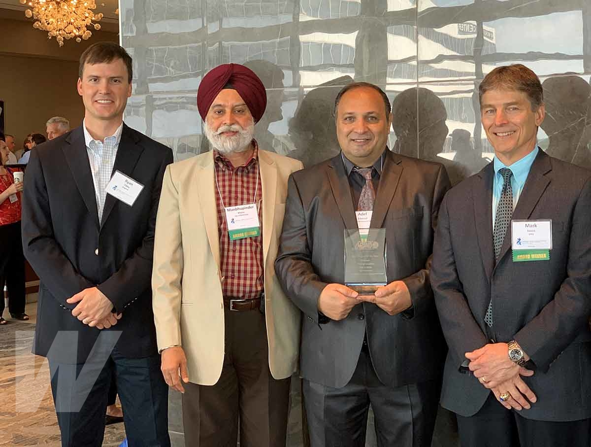 Wagman receives 2019 APWA Award