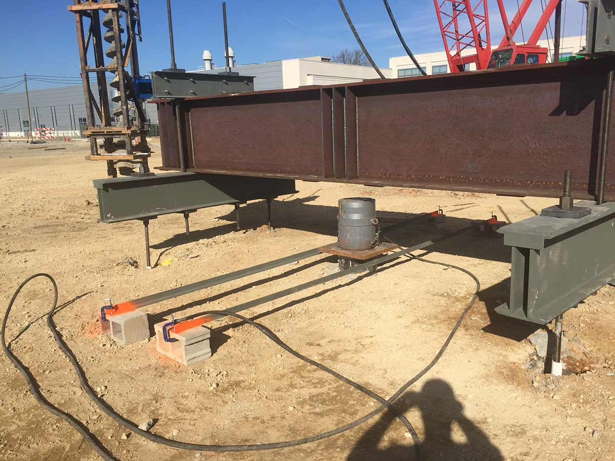 Wagman Auger Cast Load Test