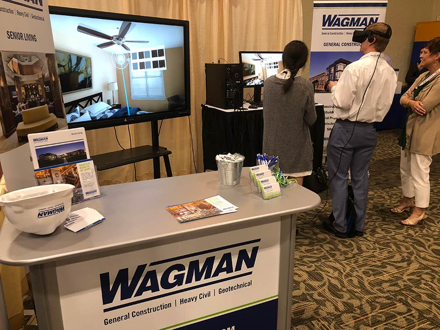 Wagman BIM Virtual Reality demostration
