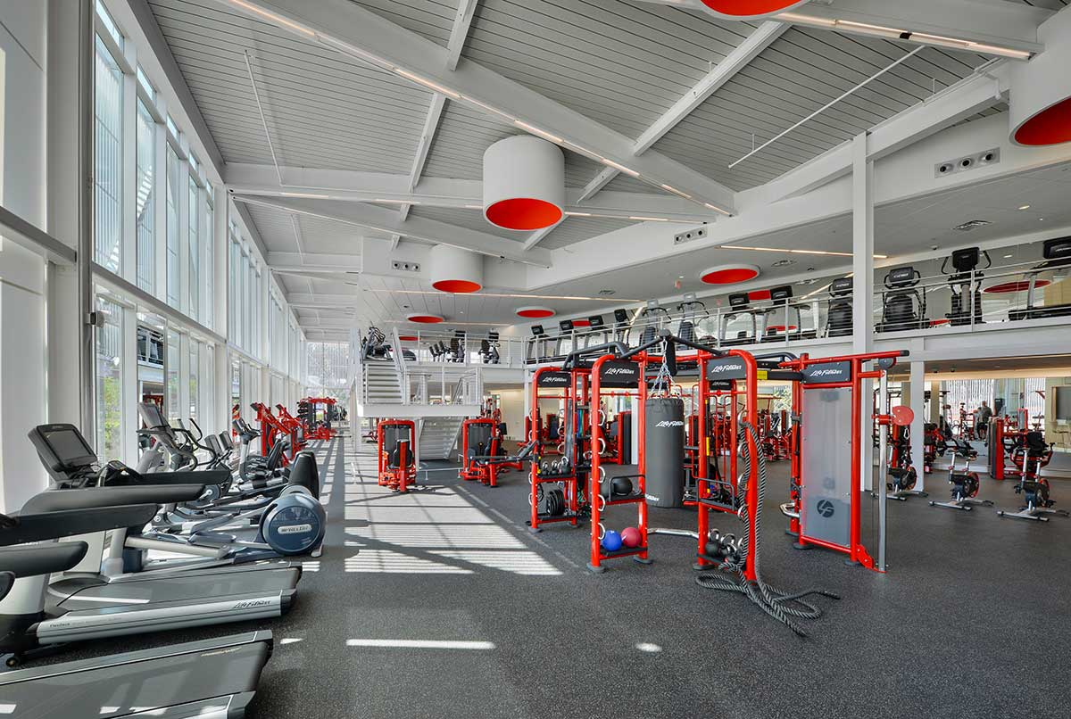 Dickinson College Kline Fitness Center