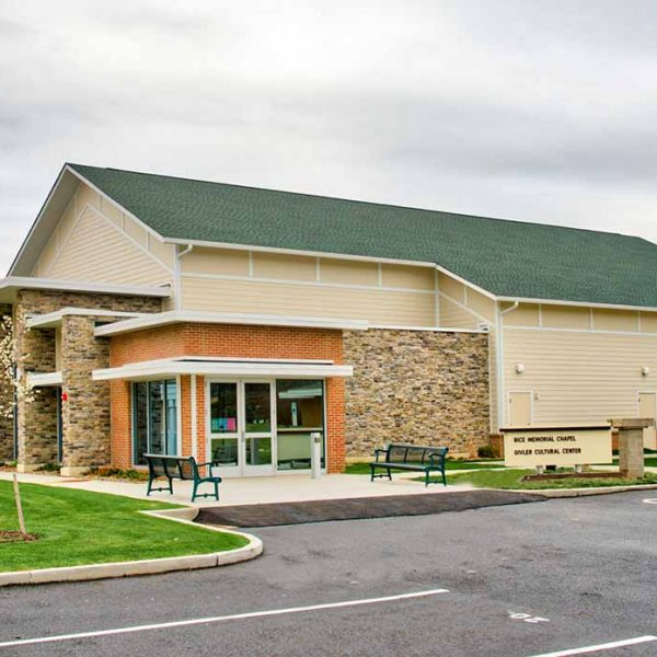 Homewood Retirement Centers - Martinsburg Chapel and Cultural Center
