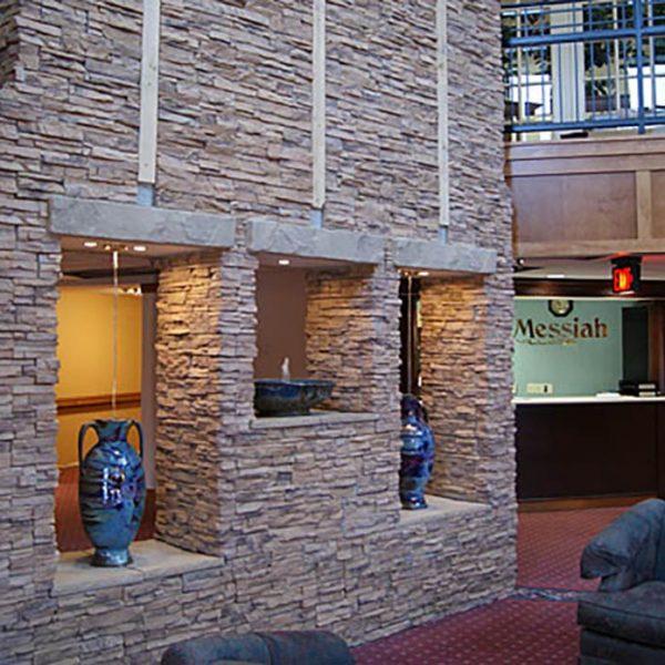 Messiah Village Center Interior Renovations