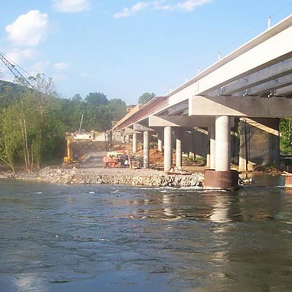 Route 61 Bridge Replacement over New River