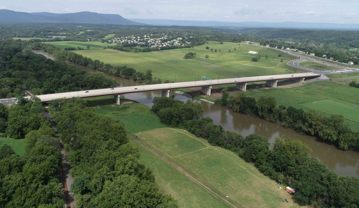 South Fork Bridge Replacement