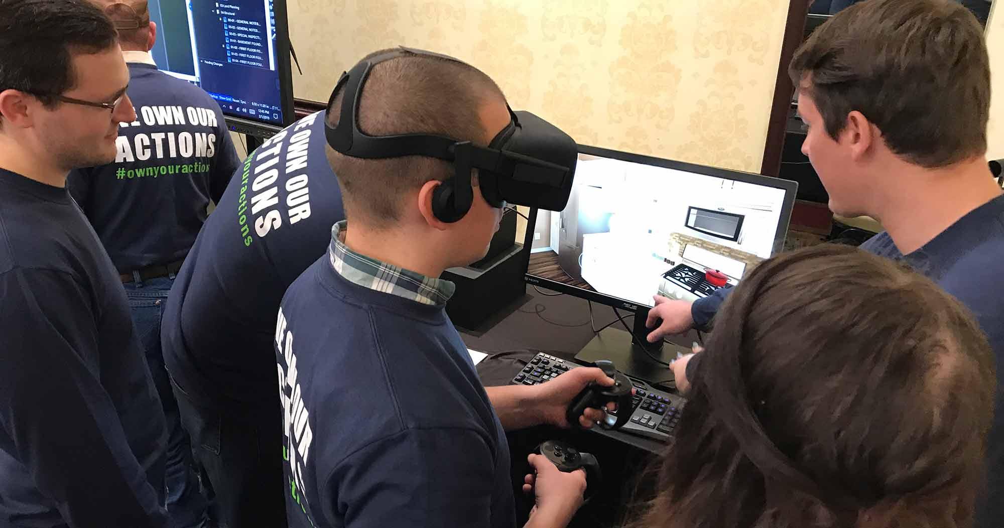 Bim Services VR Modeling Demo