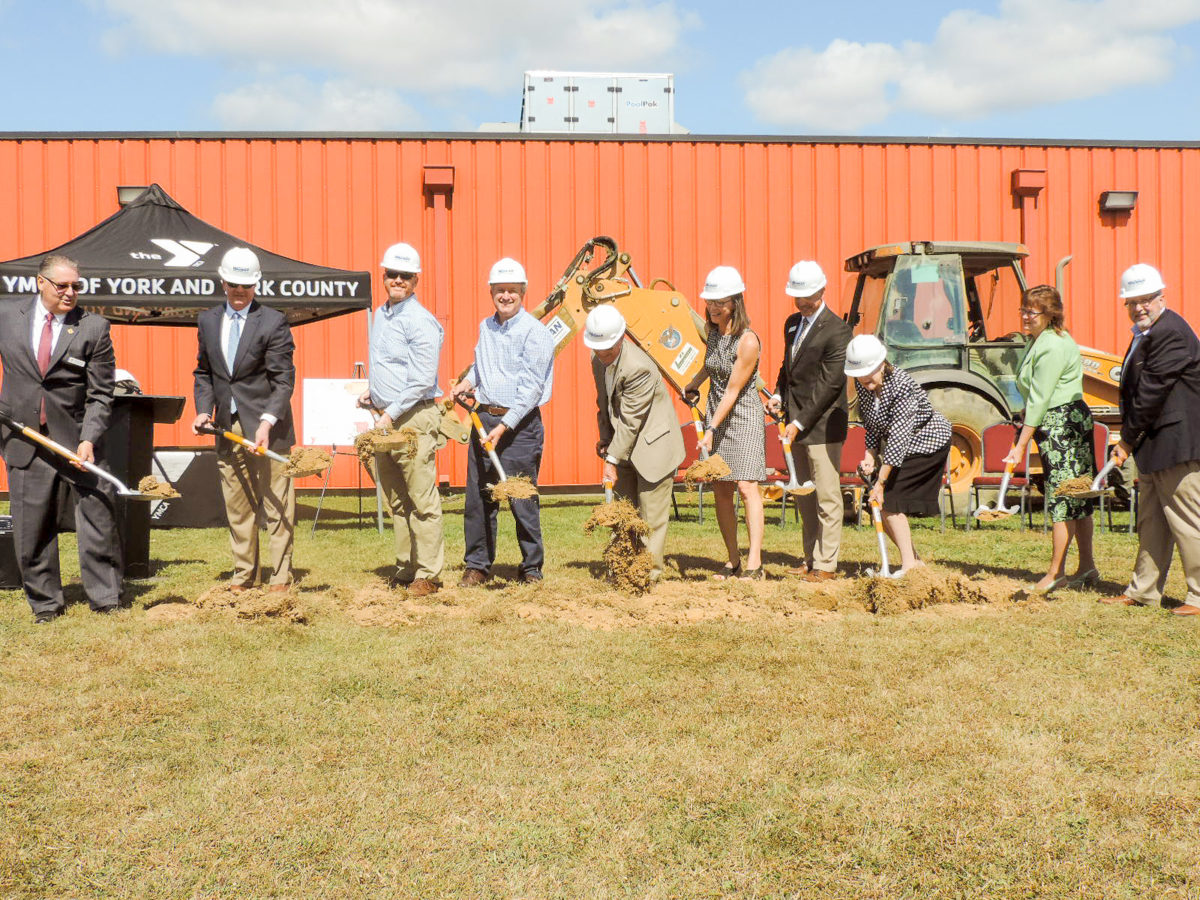 Southern York County YMCA Groundbreaking