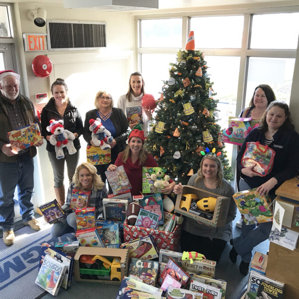 Holiday Toy Drive - Corporate Office