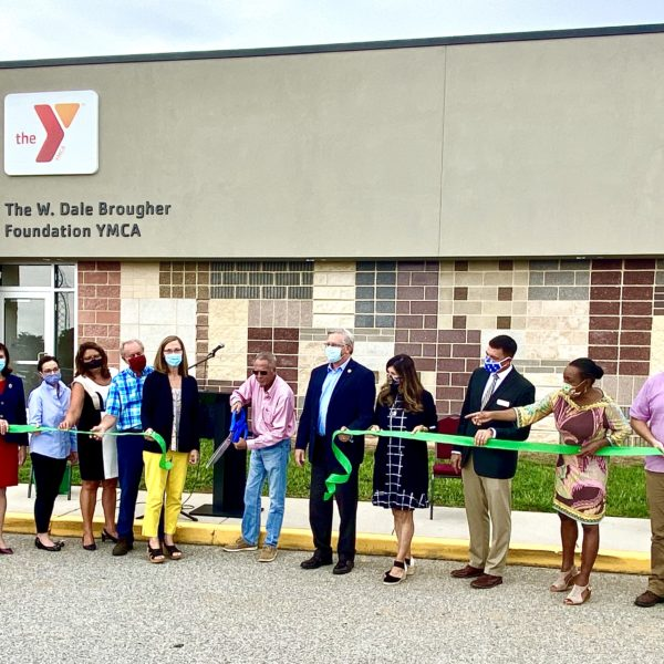 Southern Branch YMCA Ribbon Cutting