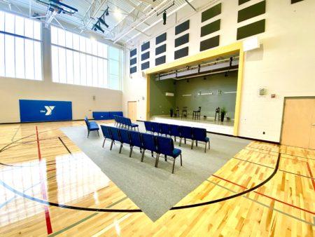 YMCA Southern Branch New Gymnasium