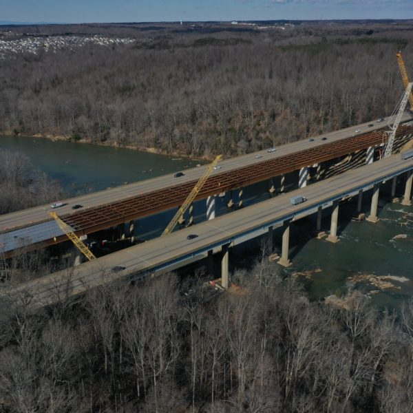 NB Rappahannock River Crossing