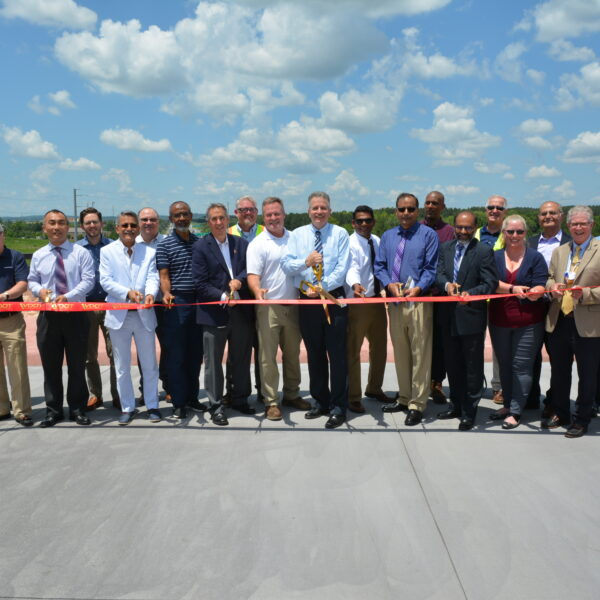 Route 7 & Battlefield Parkway Ribbon Cutting