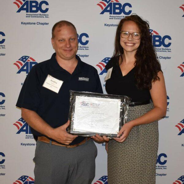 2021 ABC Keystone Platinum Level STEP Award